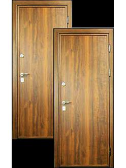Двери ламинат-ламинат ДВ-2