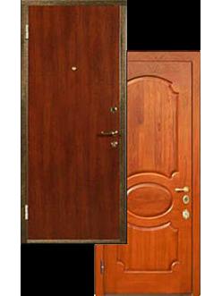 Двери ламинат-массив дуба ДВ-1