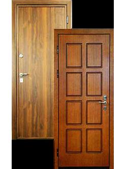 Двери ламинат-МДФ ДВ-1