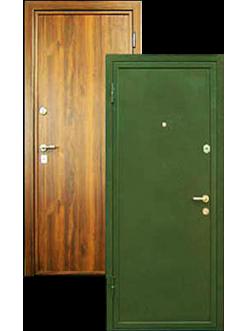 Двери ламинат-порошок ДВ-1