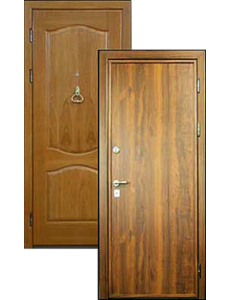 Двери массив дуба-ламинат ДВ-1