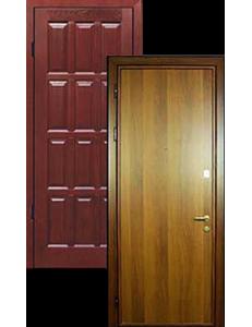 Двери ламинат-массив дуба ДВ-2