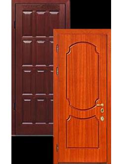 Двери МДФ-массив дуба ДВ-2-1