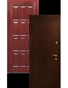 Двери порошок-массив дуба ДВ-2