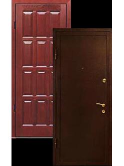 Двери порошок-массив дуба ДВ-2-4