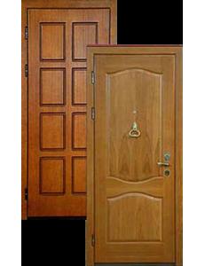 Двери МДФ-массив дуба ДВ-1