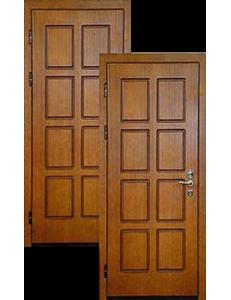 Двери МДФ-МДФ ДВ-1