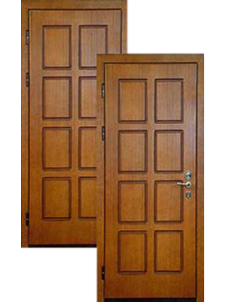Двери МДФ ДВ-1-1