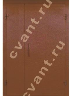 Двери подъездные металлические с установкой