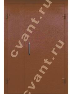 Подъездные двери глухие (порошковая окраска)