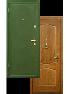Двери порошок-массив дуба ДВ-1-4