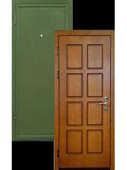 Двери порошок-МДФ ДВ-1-5