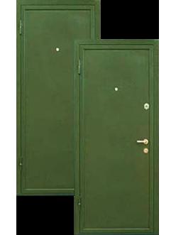Двери металлические с порошковой покраской ДВ-1-6