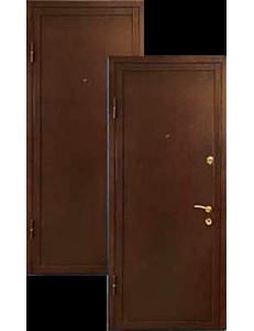 Двери порошок-порошок ДВ-2