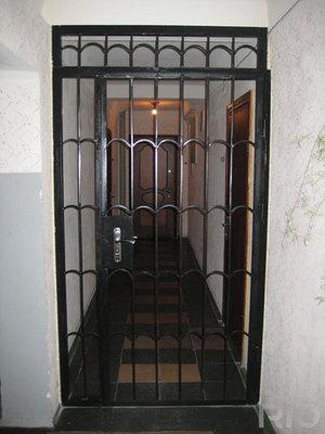 Металические двери для тамбура