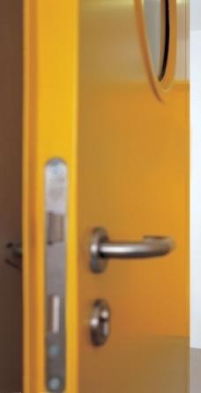 Многофункциональность противопожарных дверей