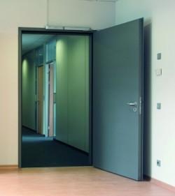 Противопожарные двери- надёжная защита